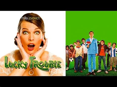 lucky trouble trailer english youtube
