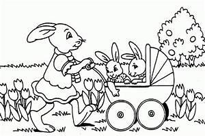 Dessin A Imprimer De Paques : coloriage lapin paques a imprimer 1001 animaux toute ~ Melissatoandfro.com Idées de Décoration
