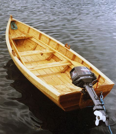 dory skiff woodenboat magazine