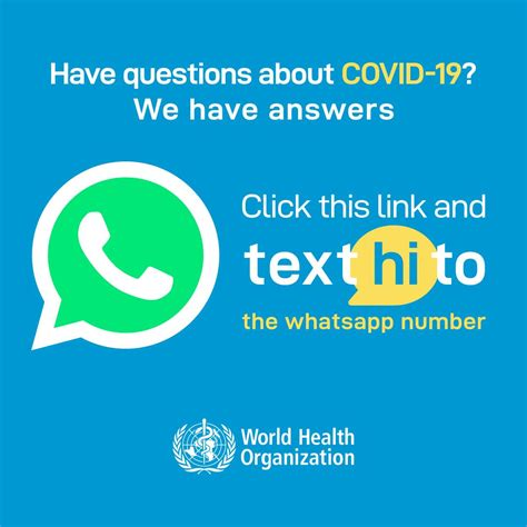 WHO Health Alert brings COVID-19 facts to billions via ...