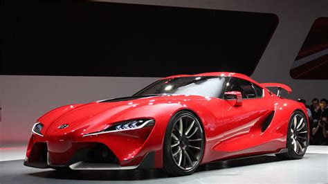 New Toyota Supra, Bmw Z5 To Launch In 2018