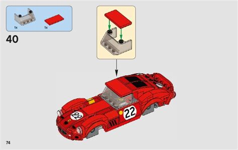 View and download lego 75910 speed champions assembly manual online. LEGO Ferrari Ultimate Garage Instructions 75889, Speed Champions