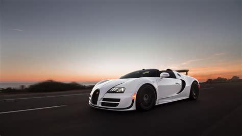 Bugatti Veyron Supercar Hd Wallpaper