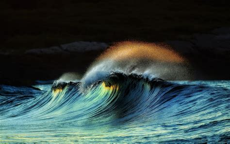 Wave Full Hd Wallpaper And Background Image 1920x1200