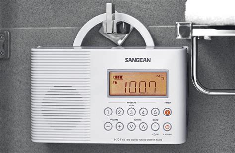 Best Shower Radio by 10 Best Shower Radios In 2019 Our Top Selections