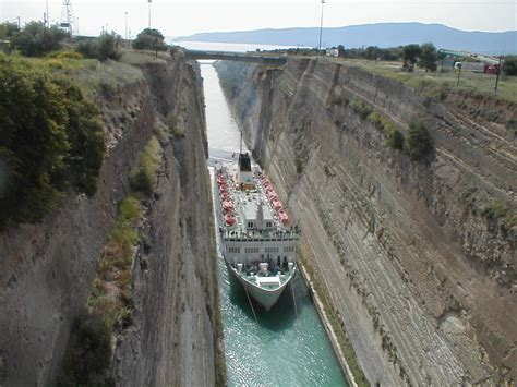 Minecraft Boat Canal by Canal Meddic