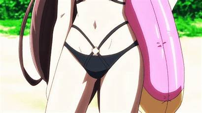 Shoujo Akanesasu Swimsuits Anime Strip Down Forced