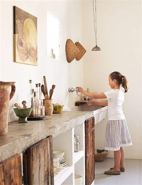 lo que debes llevar a cocinas blancas rusticas cocinas rústicas las mejores ideas para decorar