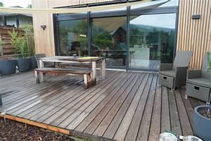 Holz Im Außenbereich : bodenbelag im au enbereich ~ Markanthonyermac.com Haus und Dekorationen