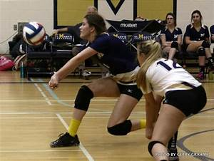 Triple crown win for St. Mary's girls' volleyball