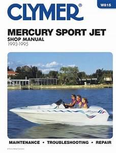 Mercury 90hp Sport Jet 120hp Sport Jet 1993