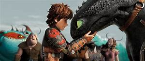 How to Train Your Dragon HTTYD 2 - Hiccup and Toothless