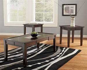 Coffee table stunning coffee table end table set coffee for Two small tables instead of coffee table