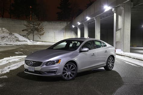 Volvo Drive by Review 2015 Volvo S60 T6 Drive E Canadian Auto Review