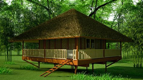 small shed roof house plans small house  loft affordable cabin plans treesranchcom