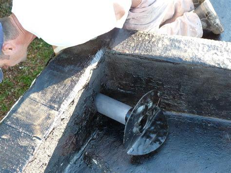 cuisine carré une nouvelle étanchéité pour le toit terrasse