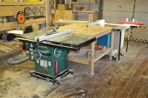 grizzly cabinet saw canada review grizzly g1023rl review opinion by boardsmith
