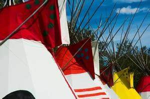 Comment Faire Un Tipi : comment faire un tipi de b tonnets de craft ~ Dallasstarsshop.com Idées de Décoration