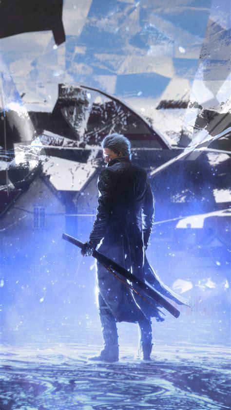 Dante devil may cry 5 wallpaper game wallpapers 15665. Devil May Cry 5 2020 4K Ultra HD Mobile Wallpaper