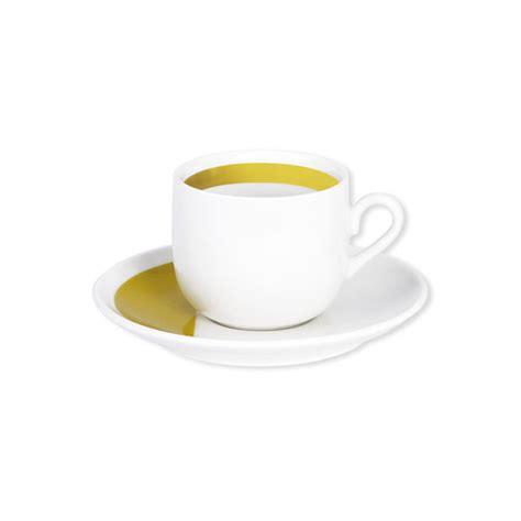 Tasse à Café Et Sous-tasse En Porcelaine Colorée