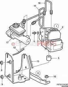 5390091  Saab Hydraulic Unit