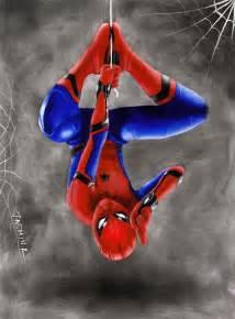 Drawings Spider-Man Homecoming