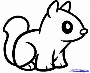 Cute Easy Animal Drawings | Amazing Wallpapers