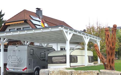 Wohnmobil Carport