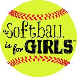 Girls Softball Sayings