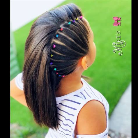 gorgeous braided hairstyles for little girls