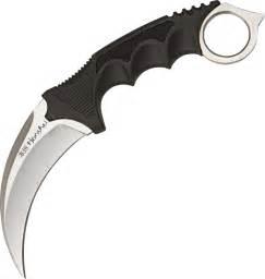 which kitchen knives united cutlery uc2977 honshu karambit knife