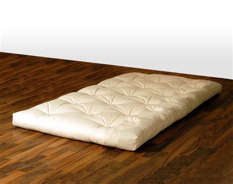 futon cinius materasso futon in cotone materasso futon cinius