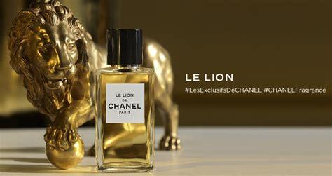 les exclusifs de chanel le lion