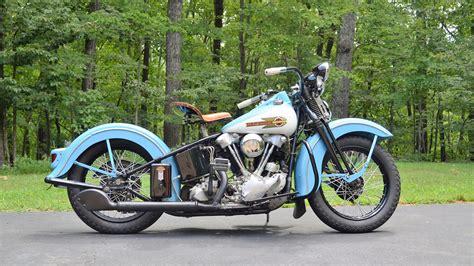 1939 Harley-davidson Knucklehead El