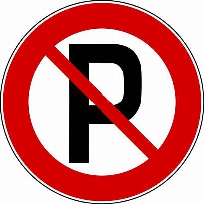 Divieto Signs Traffic Italian Parcheggio Svg Wikipedia