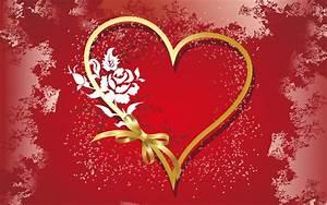Valentine's Day Wallpapers: Valentine Hearts Wallpaper