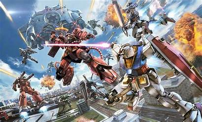 Gundam Conquest Wallpapers Versus Info