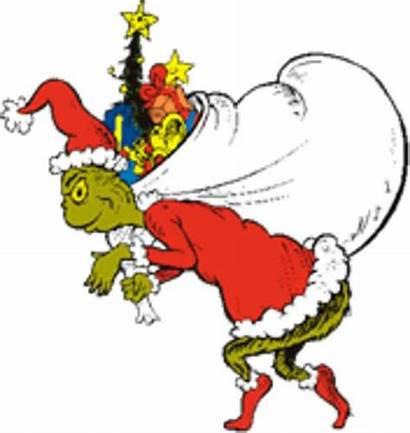 Grinch Clipart Christmas Stole Seuss Dr Clip