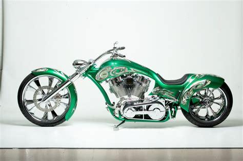 Covington's Dollars Custom Motorcycle