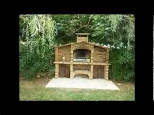 Barbecue En Dur : barbecue en dur aller sur notre site pour voir notres ~ Melissatoandfro.com Idées de Décoration
