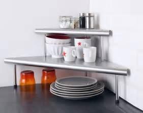 inox cuisine etagere inox de cuisine etagere d 39 angle inox cuisine