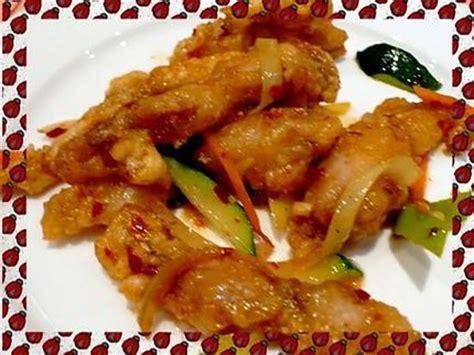 recette de cuisine asiatique recette de cuisses de grenouilles marinées et sautées