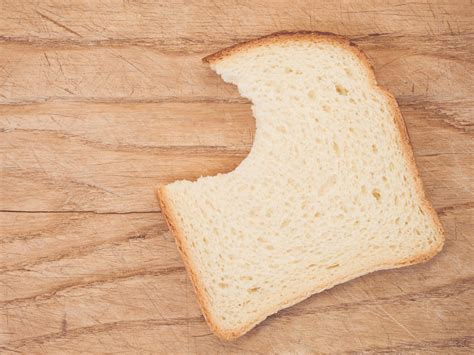 White Bread Just As Healthy As Brown Bread For Some People