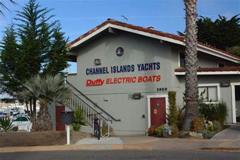Duffy Boat Rentals Oxnard by Yacht Brokers Channel Islands Harbor