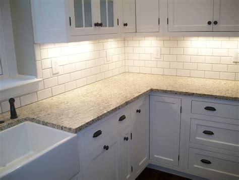 kitchen subway tile backsplashes glass subway tile backsplash white 3x6 glass subway