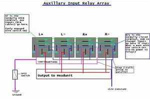 How To  Build And Hardwire An Auxillary Input To Oem Stereo - Clublexus