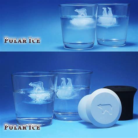 product highlight cool polar bear silicone soap mold