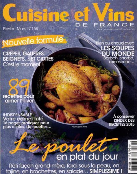 abonnement magazine de cuisine quelques liens utiles