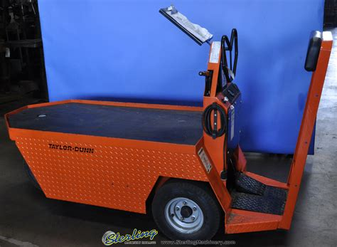 Used Taylor Dunn Electric Cart