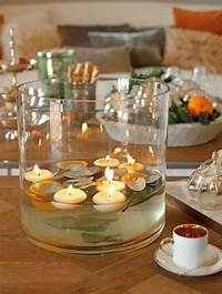 decorating with candles Easy Christmas Candle Decorating Ideas - Candle ...
